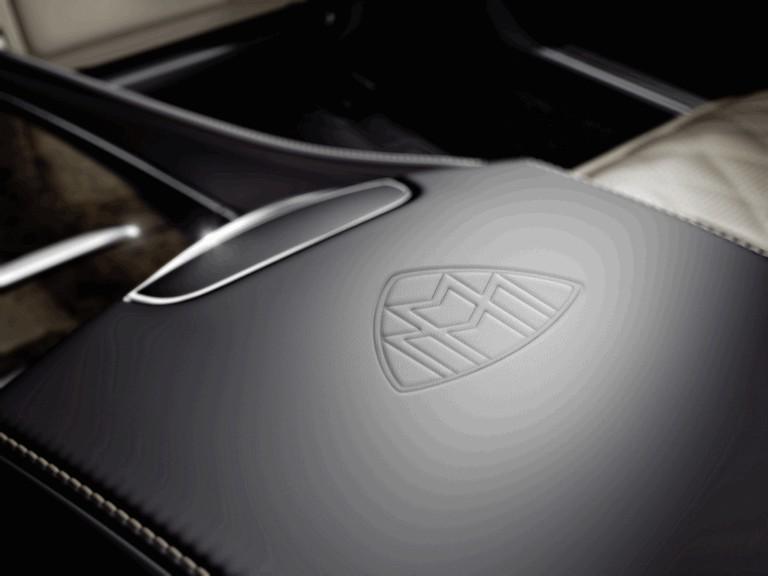 2014 Mercedes-Maybach S-klasse ( W222 ) 425832