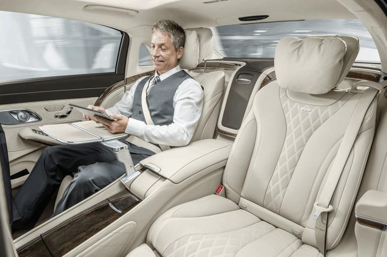 2014 Mercedes-Maybach S-klasse ( W222 ) 425835