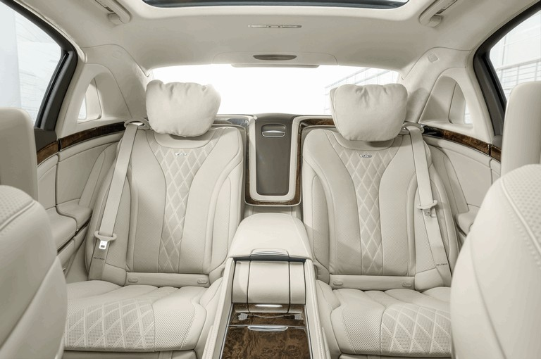 2014 Mercedes-Maybach S-klasse ( W222 ) 425839