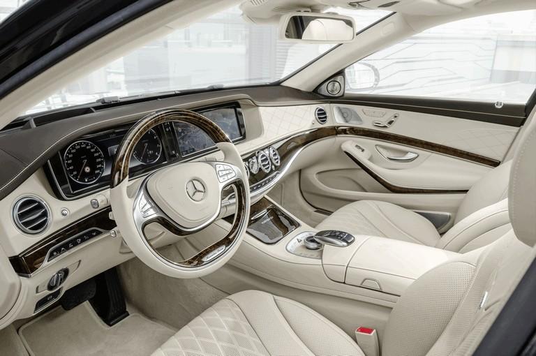 2014 Mercedes-Maybach S-klasse ( W222 ) 425840