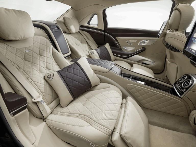 2014 Mercedes-Maybach S-klasse ( W222 ) 425842