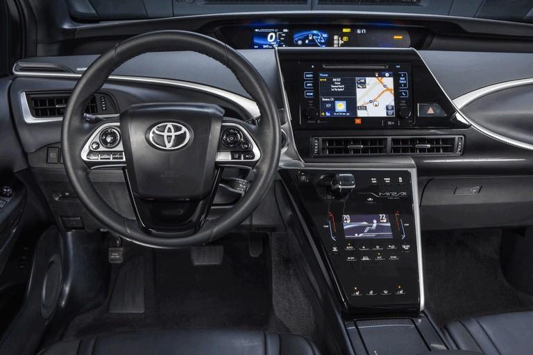 2015 Toyota Mirai 421049