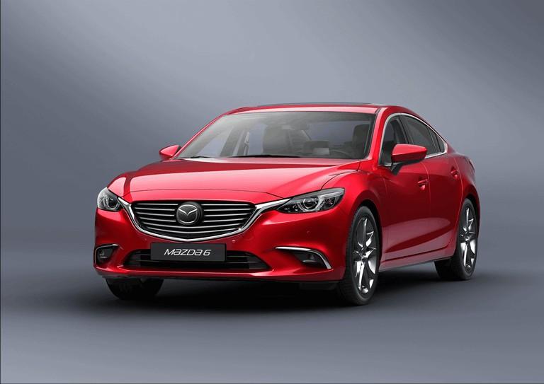 2015 Mazda 6 420743