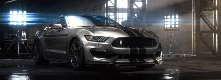 2015 Ford Mustang Shelby GT350 420901