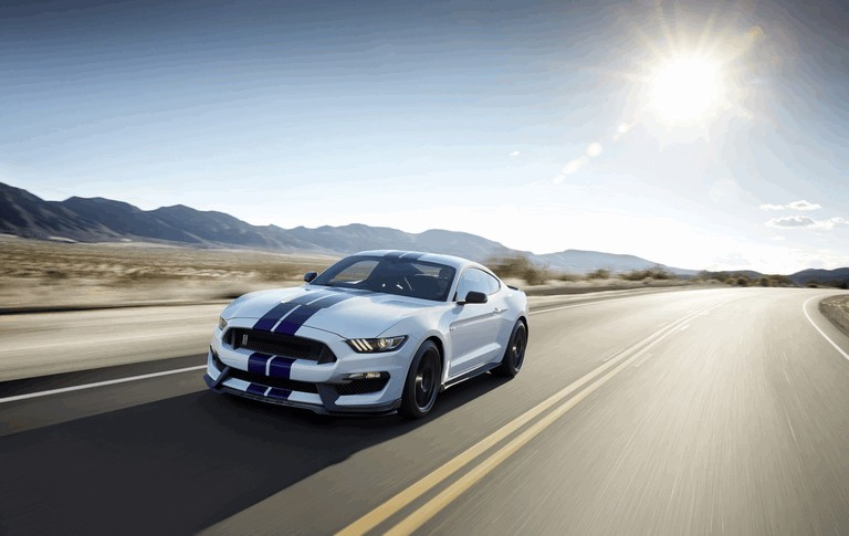 2015 Ford Mustang Shelby GT350 420911