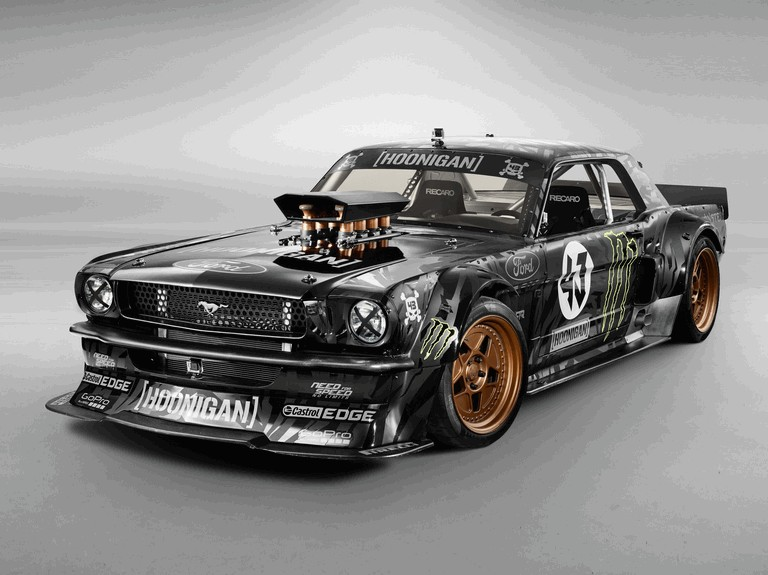 2014 Ford Mustang by Ken Block 421277