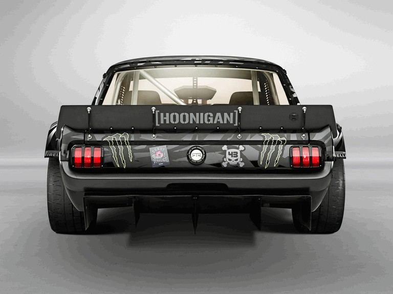 2014 Ford Mustang by Ken Block 421282