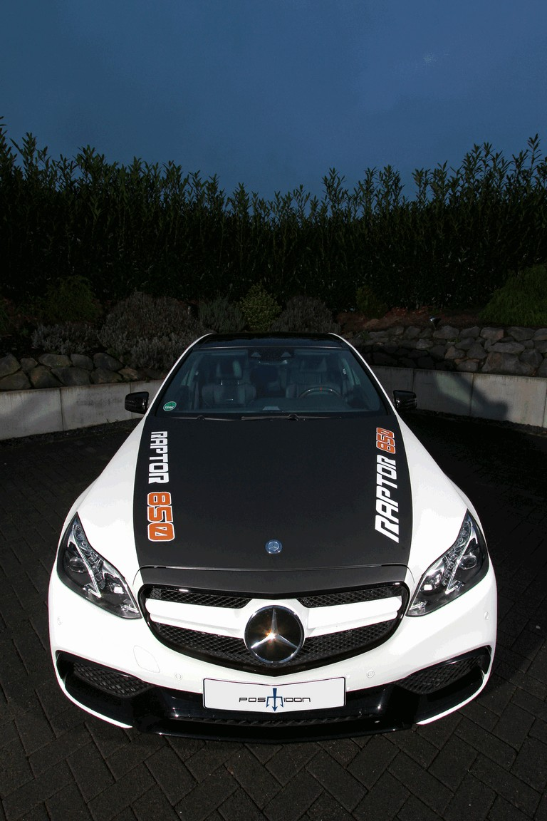 2014 Posaidon RS 850 ( based on Mercedes-Benz E 63 AMG W212 ) 448834