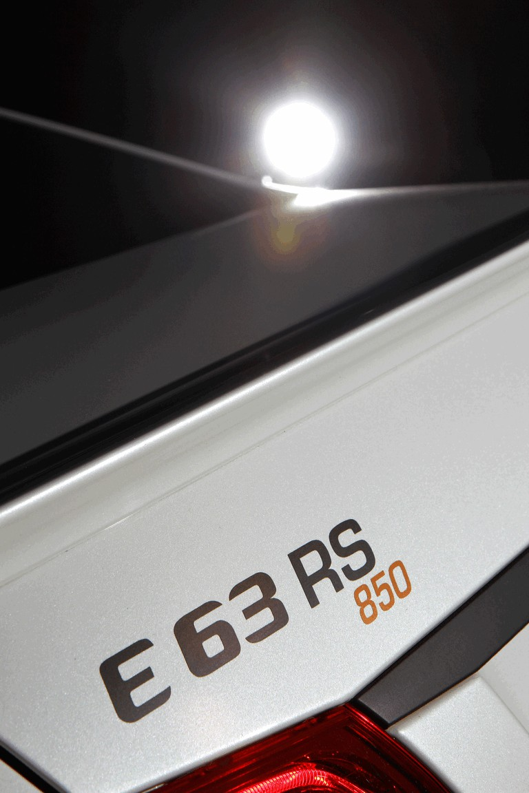 2014 Posaidon RS 850 ( based on Mercedes-Benz E 63 AMG W212 ) 448838