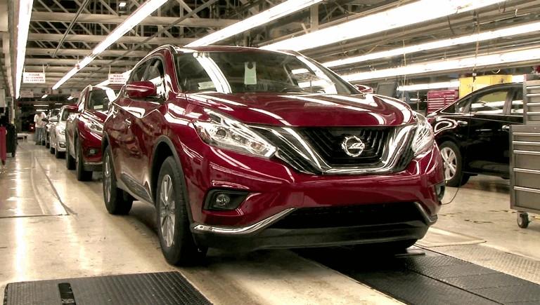 2014 Nissan Murano - USA version 421603
