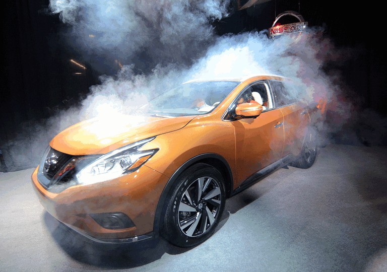 2014 Nissan Murano - USA version 421604