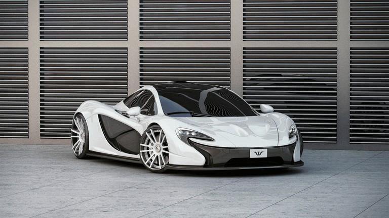 2014 McLaren P1 by Wheelsandmore 472199