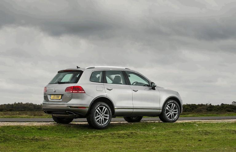 2014 Volkswagen Touareg SE - UK version 421888