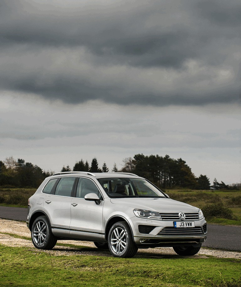 2014 Volkswagen Touareg SE - UK version 421889