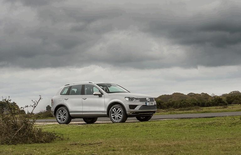 2014 Volkswagen Touareg SE - UK version 421897
