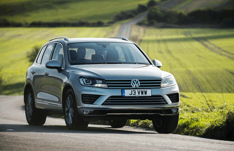 2014 Volkswagen Touareg SE - UK version 421900