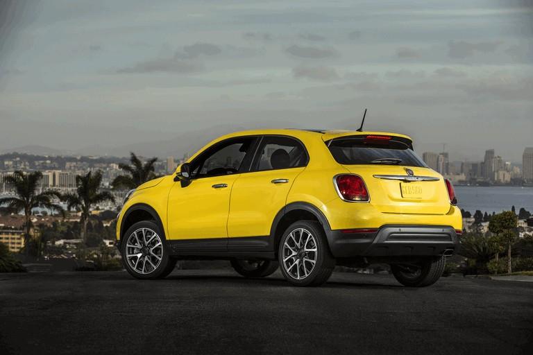 2014 Fiat 500X Trekking Plus - USA version 422288