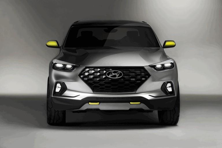2015 Hyundai Santa Cruz Crossover truck concept 422885