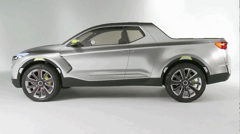 2015 Hyundai Santa Cruz Crossover truck concept 422887