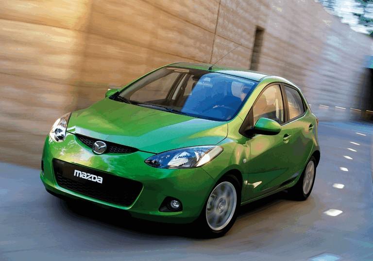 2007 Mazda 2 european version 222530