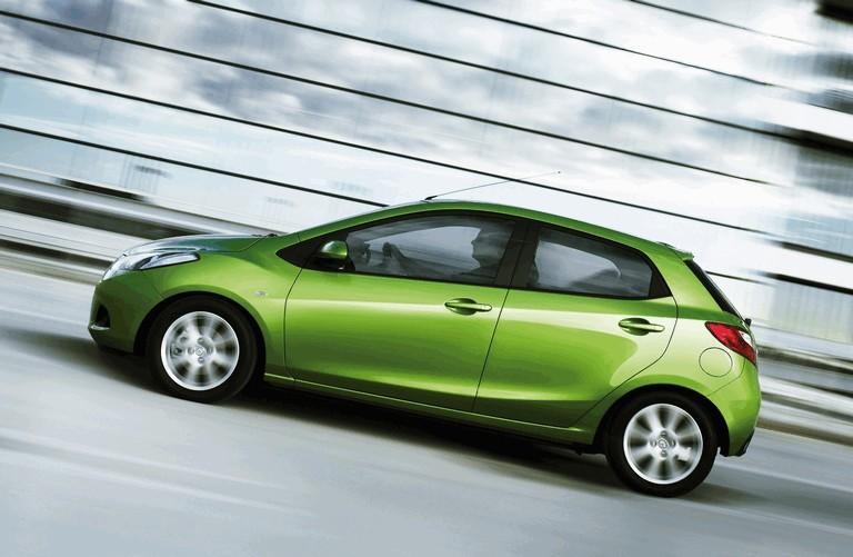 2007 Mazda 2 european version 222532