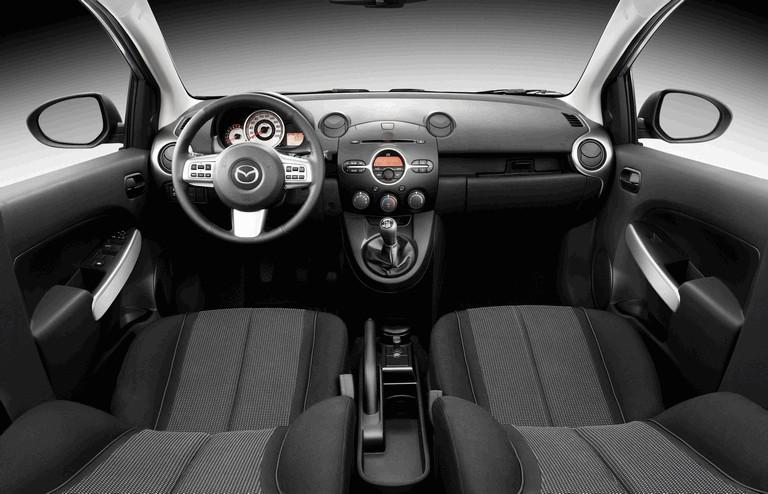 2007 Mazda 2 european version 222558