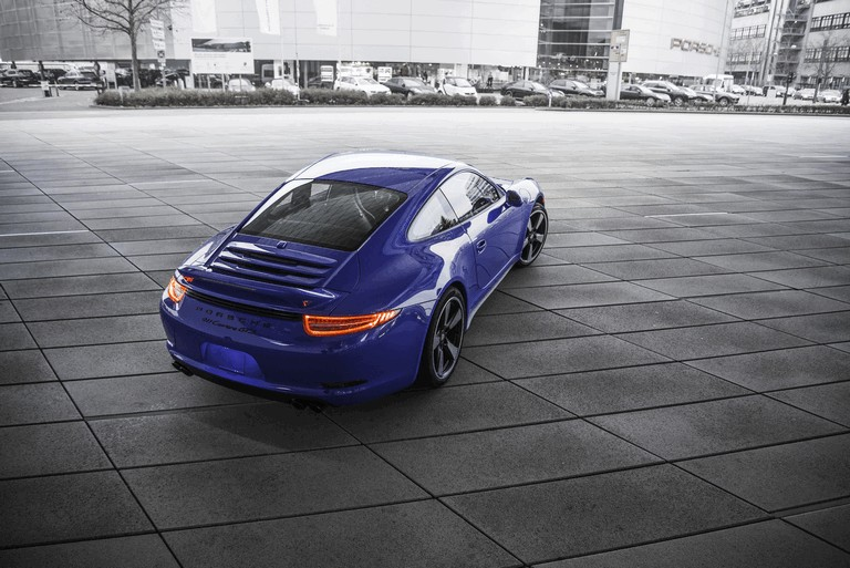 2015 Porsche 911 ( 991 ) Carrera GTS Club Coupé 423926