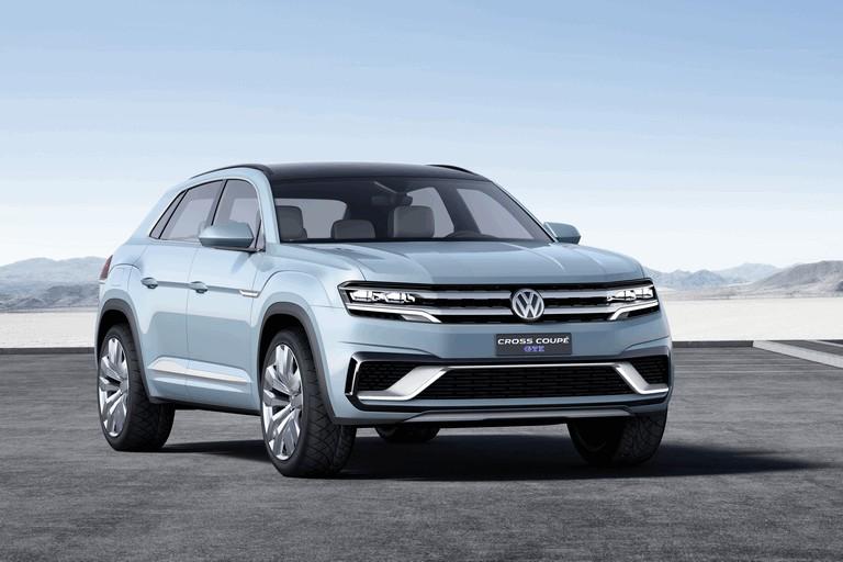 2015 Volkswagen Cross Coupé GTE 423938