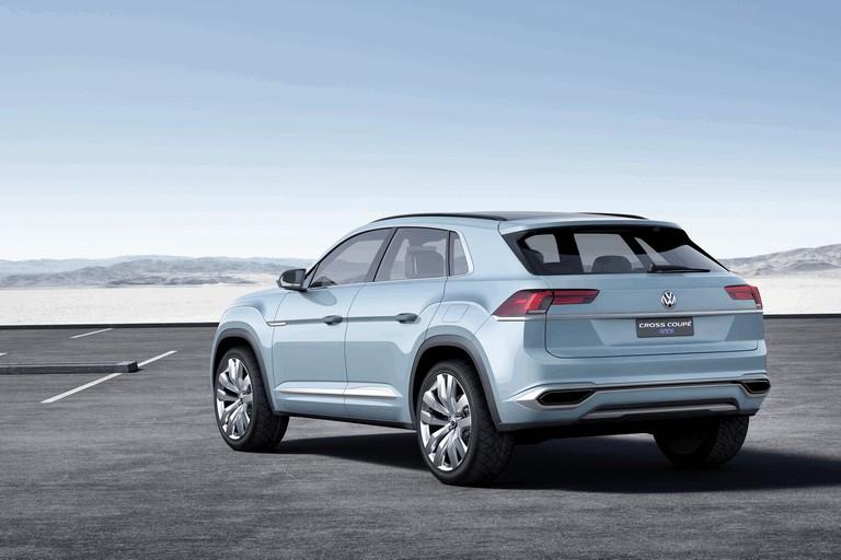 2015 Volkswagen Cross Coupé GTE 423939