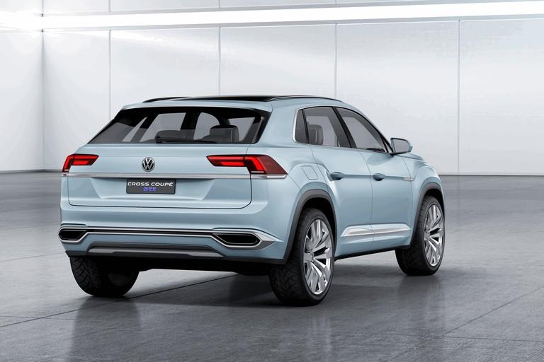 2015 Volkswagen Cross Coupé GTE 423946