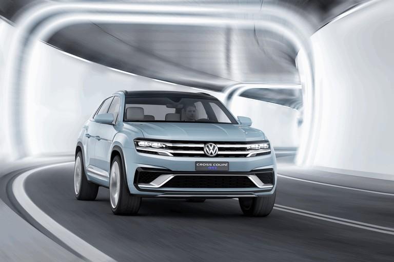2015 Volkswagen Cross Coupé GTE 423947