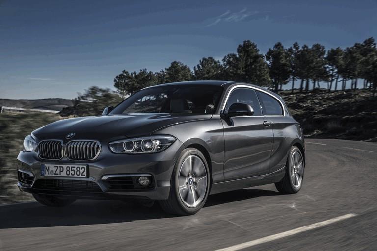 2015 BMW 120d Urban Line 424150