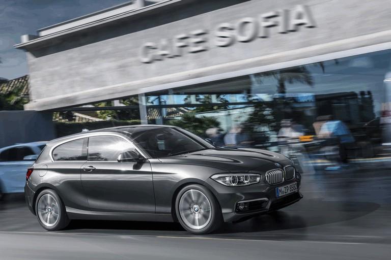 2015 BMW 120d Urban Line 424157