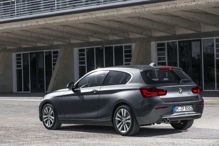 2015 BMW 120d Urban Line 424165
