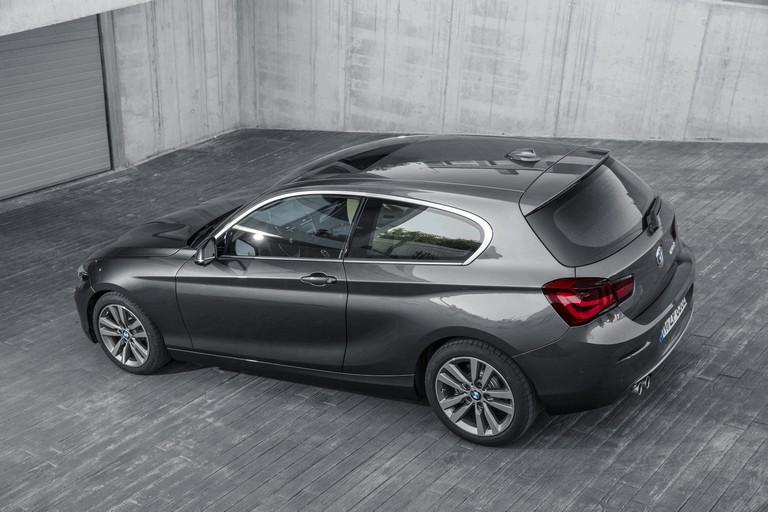 2015 BMW 120d Urban Line 424167