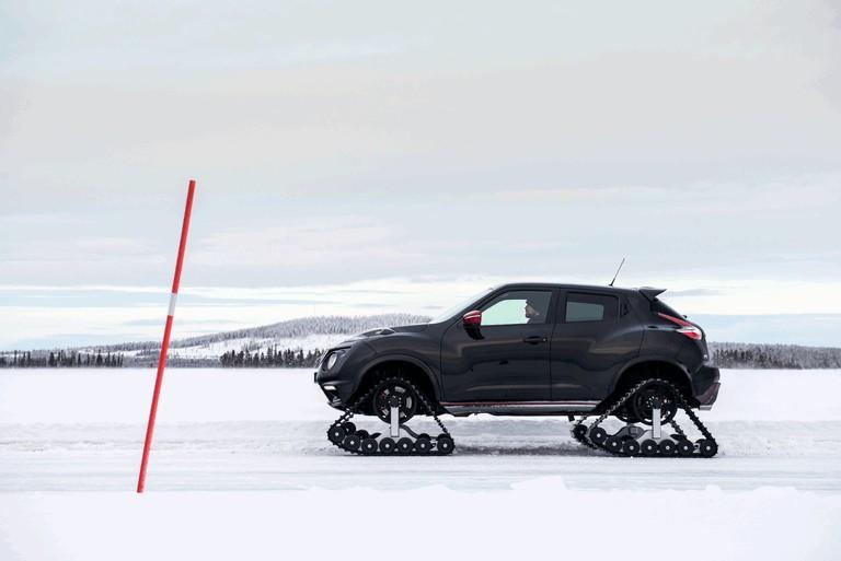 2015 Nissan Juke Nismo RSnow concept 424356