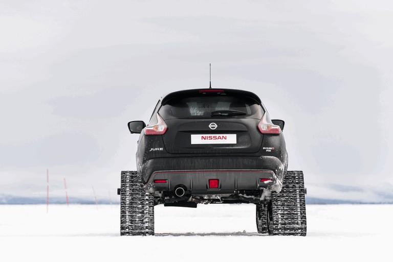 2015 Nissan Juke Nismo RSnow concept 424365