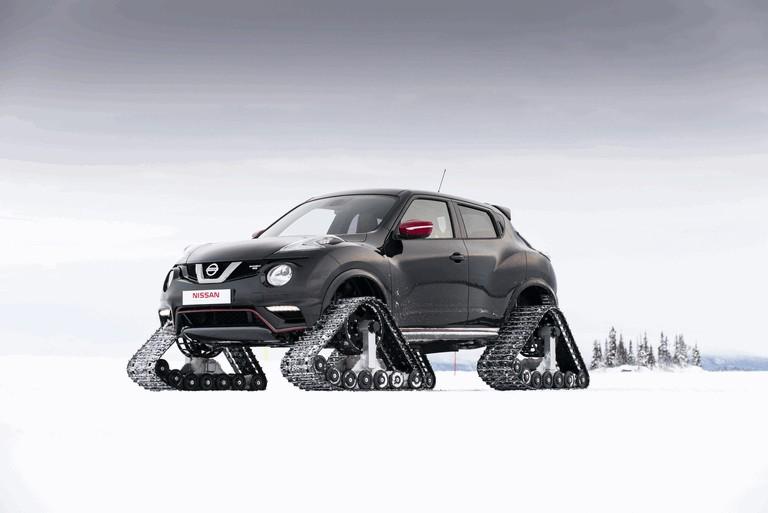 2015 Nissan Juke Nismo RSnow concept 424369