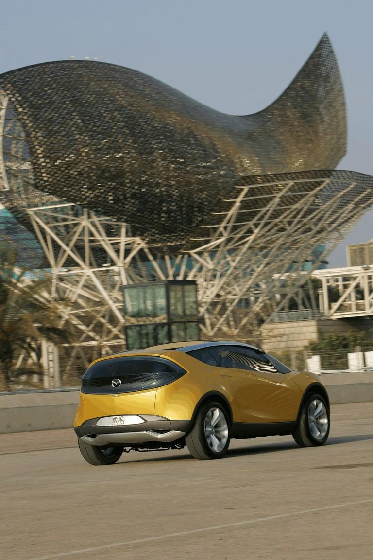 2007 Mazda Hakaze concept 222672