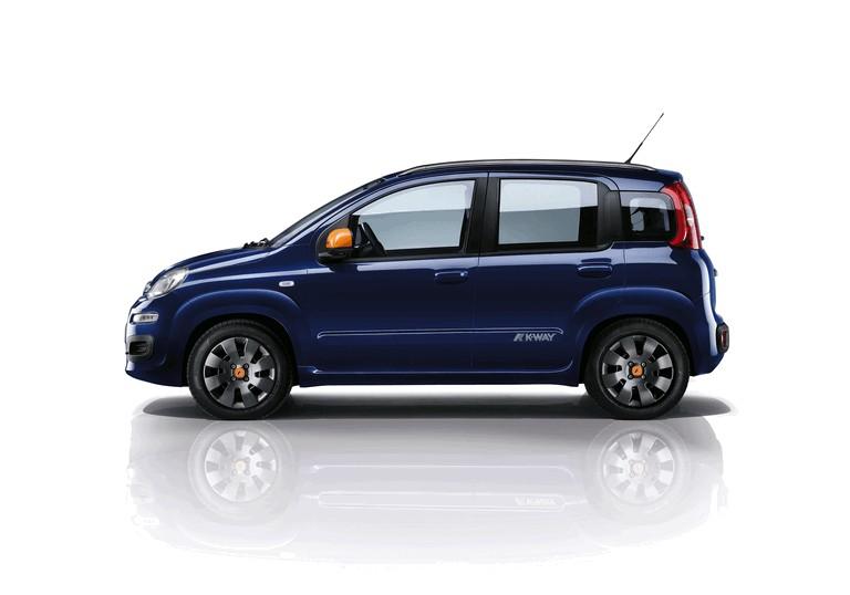 2015 Fiat Panda K-Way 432884