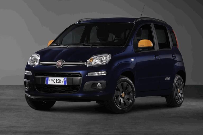 2015 Fiat Panda K-Way 432886