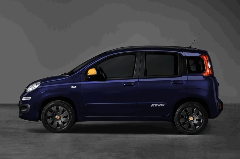 2015 Fiat Panda K-Way 432887
