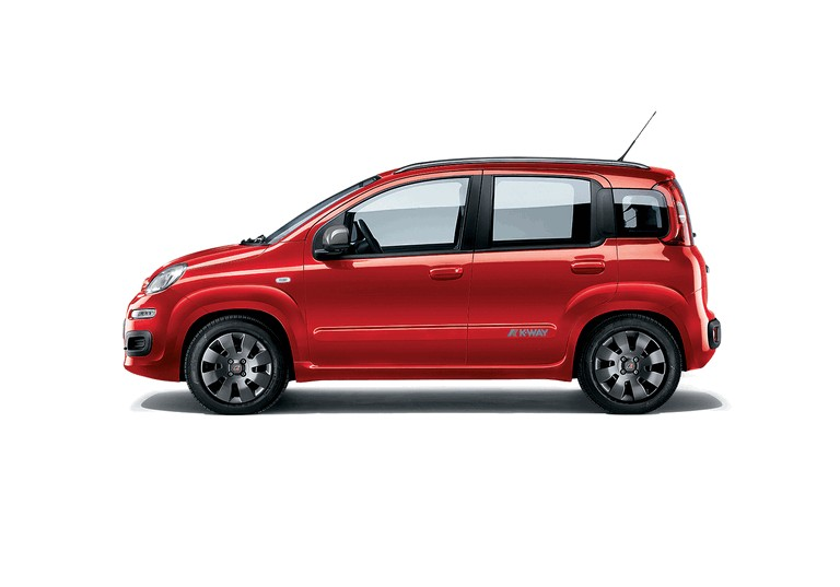 2015 Fiat Panda K-Way 432894