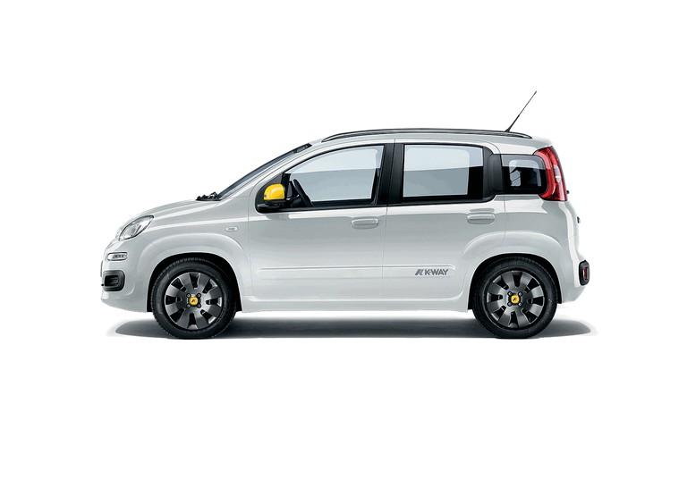 2015 Fiat Panda K-Way 432895