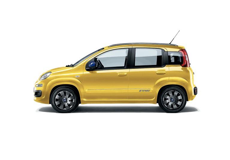 2015 Fiat Panda K-Way 432896
