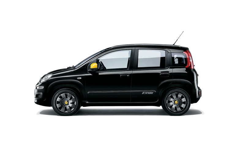 2015 Fiat Panda K-Way 432898