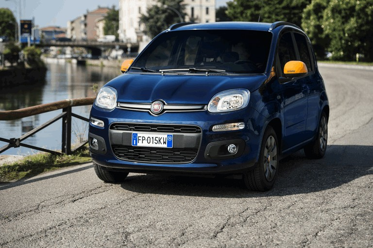 2015 Fiat Panda K-Way 432900