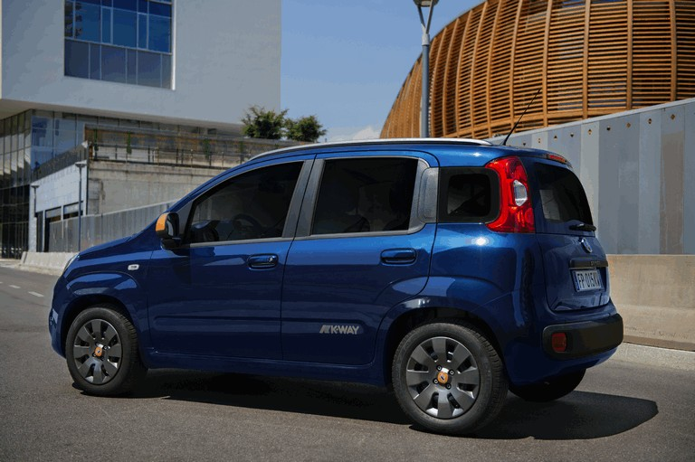 2015 Fiat Panda K-Way 432903