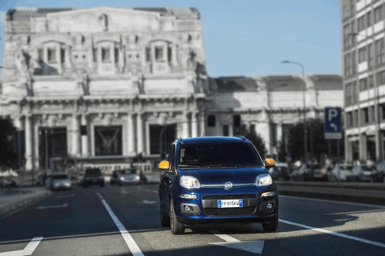 2015 Fiat Panda K-Way 432904