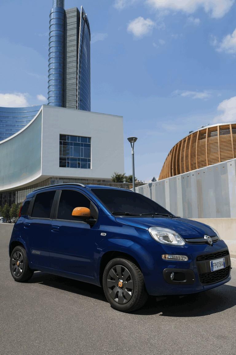 2015 Fiat Panda K-Way 432908